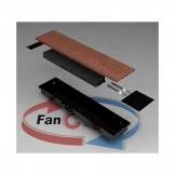 Конвектор FanCOil (фанкойл) FC 75 mini STKL