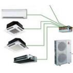 Полупромышленные системы Mitsubishi Electric