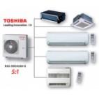 Мульти сплит системы Toshiba